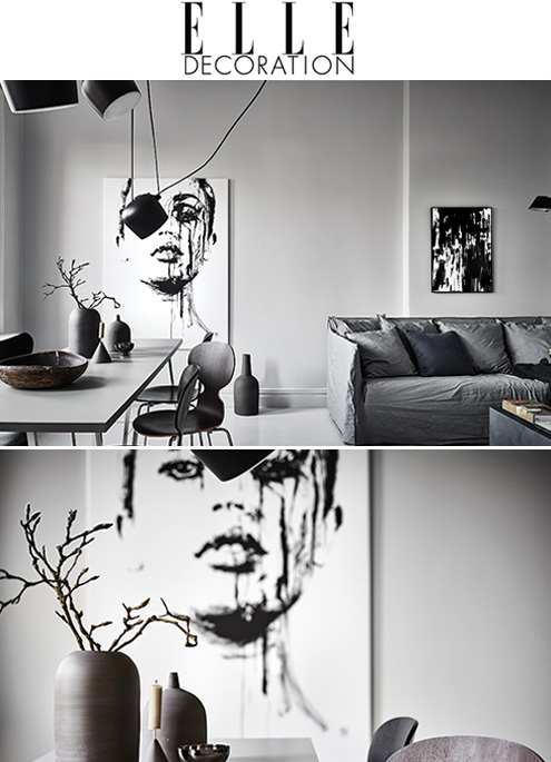 VAGNELIND art i Elle Decoration