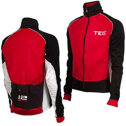 vagnelind design tec basic winter jacket red