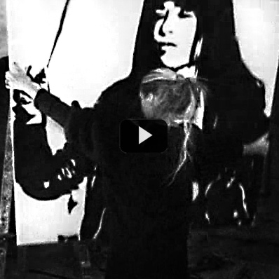 vagnelind painting live upside down loreen