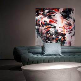 VAGNELIND Painting - CIRCO