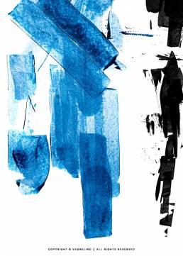 art made by swedish artist VAGNELIND - INK-SEVEN