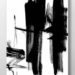art made by swedish artist VAGNELIND - INK ONE