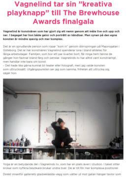 vagnelind konstnär studio