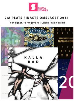 vagnelind press selma stories andra plats som bästa boksomslag