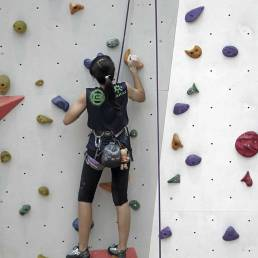Vagnelind climbing and painting workshop