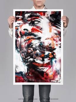 VAGNELIND Limited Fine Art Edition - CIRCO