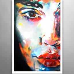 VAGNELIND Limited Fine Art Edition - EMERALD
