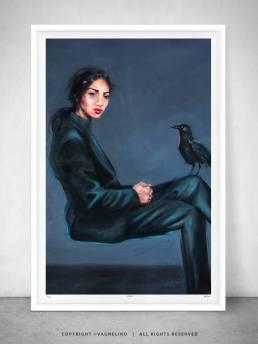 VAGNELIND Limited Fine Art Edition - FALA